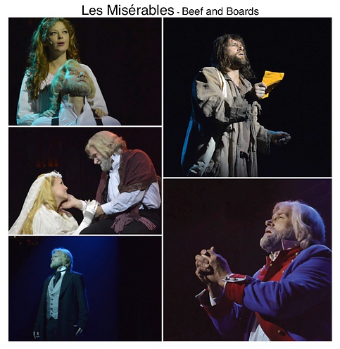 Les Miserables Gregg Goodbrod Beef and Boards Indianapolis Valjean