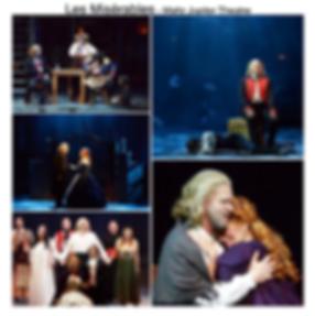 Les Miserables Gregg Goodbrod Jean Valjean Hugh Jackman Maltz Jupiter theatre Siri Howard