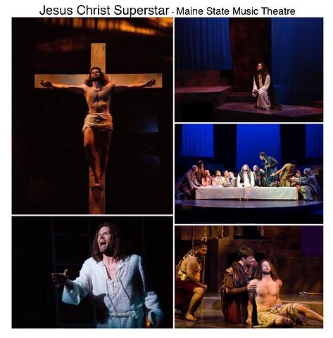 Jesus Christ Superstar Gregg Goodbrod Maine State Music Theatre