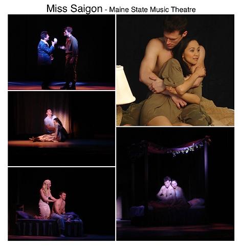 Miss Saigon Gregg Goodbrod Maine state music theatre