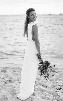 Robe de mariée Capucine