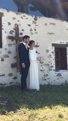 Robe de mariée Domitille