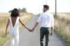 Tenue de mariage civil Adeline