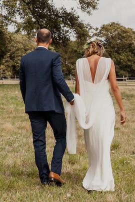 Robe de mariée Elise