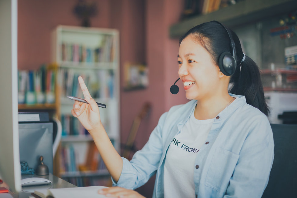 asian-woman-learning-online-with-compute
