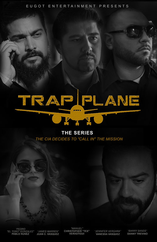 Trap Plane Juan Vasquez H-M Management, Indie, Web Series, Film