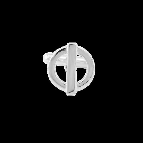 TSF Ring and Bar Cufflink