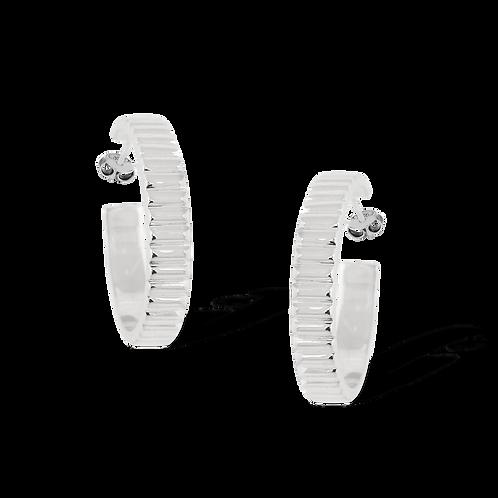 TSF Tortoise Texture Earring