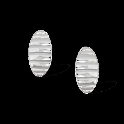 TSF Turtle Texture Earrings