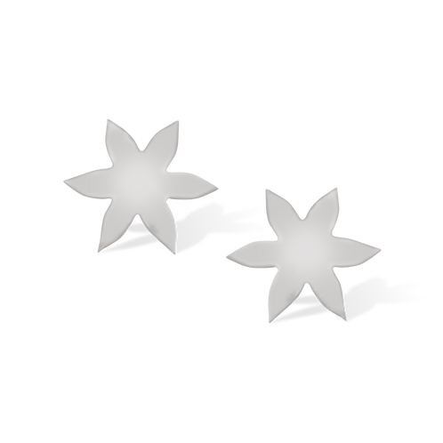 TSF Big Flower Earring Studd