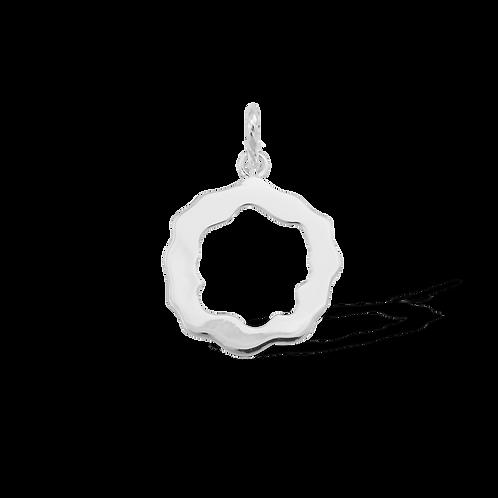 TSF Abstract Circle Pendant
