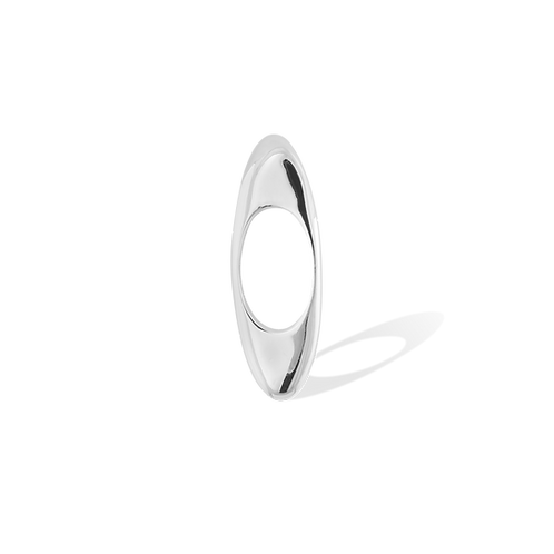 TSF Thin Oval  Brooch