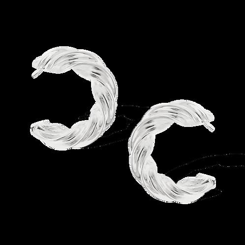 TSF Thick Swirl Earring