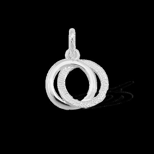 TSF Infinite Rings Pendant