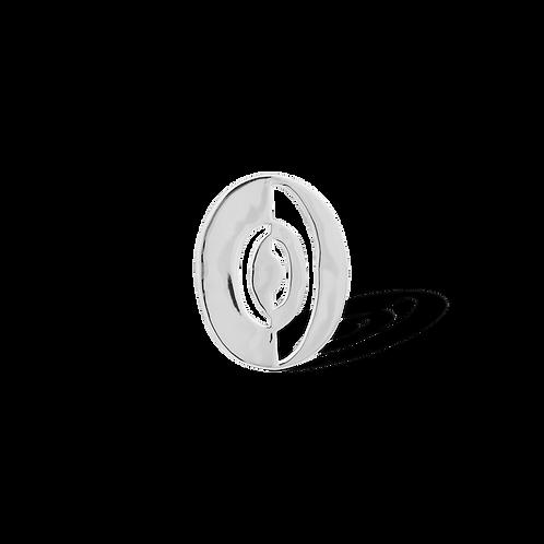 TSF Big Oval Brooch