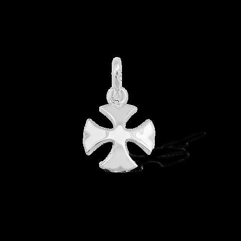 TSF Shield Cross Pendant