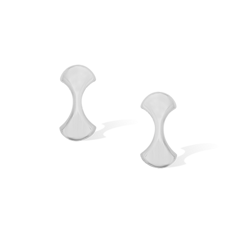 TSF Concave Shield Earring