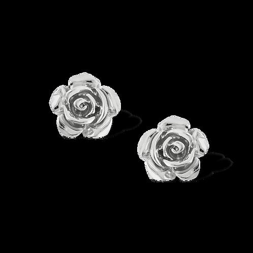 TSF Small Rose Earrings