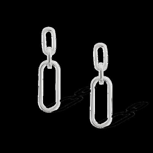 TSF Chain Trio Earrings