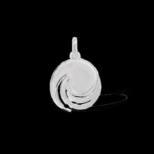 TSF Sharp Circle Pendant