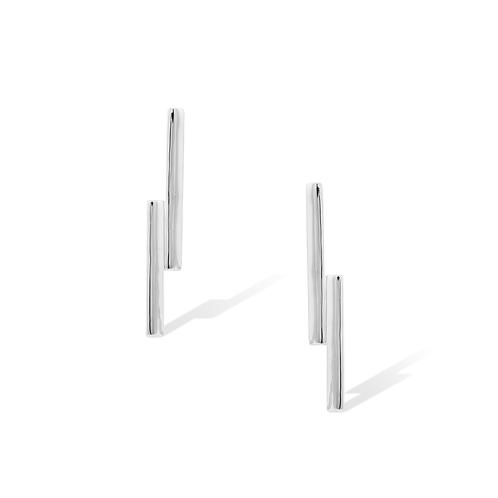 TSF Joint Bar Earrings