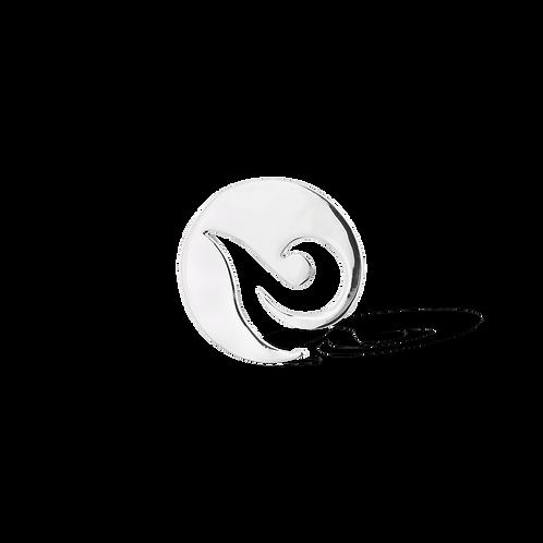 TSF Swan Brooch