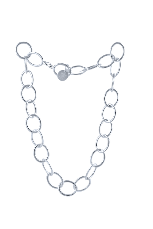 """TSF Oval Rings 22"""" Small Chain"""