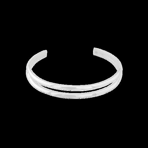 TSF Double Band Cuff Bracelet