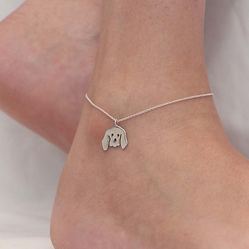 The Dachshund Anklet