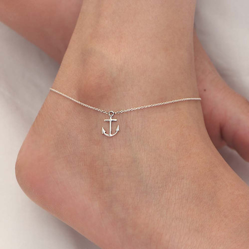 The Anchor Anklet