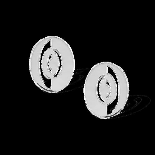 TSF Oval Earrings