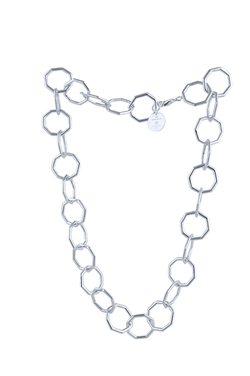 "TSF Hexagnol Rings 22"" Small Chain"