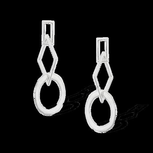 TSF Multi Link Earring