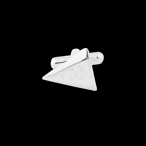TSF Triangular Slopy Cufflink
