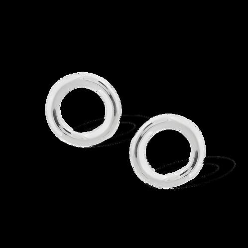 TSF Flat Ring Earring