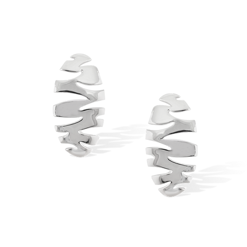 TSF Tiger Mark Earrings