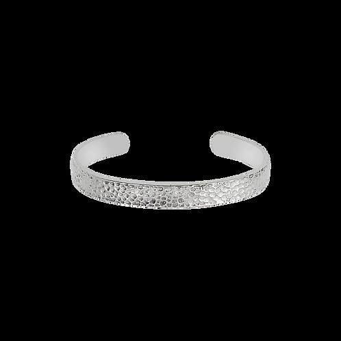 TSF Hammer Texture Cuff Bracelet
