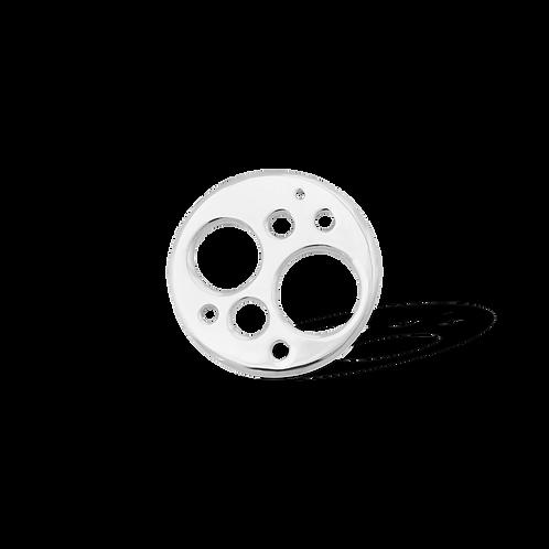 TSF Circles Brooch