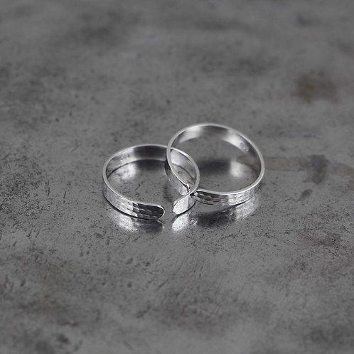 (Bichiya) Toe Ring 4.0 Adjustable Set of 2