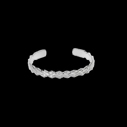 TSF Full Cross Pattern Cuff Bracelet