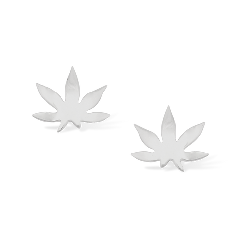 TSF Bud Leaf Earring Studd