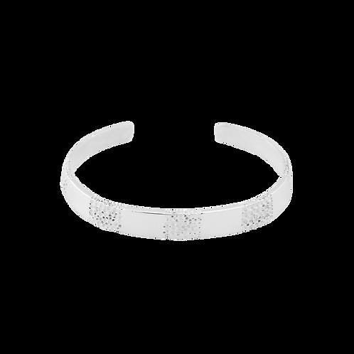 TSF Half Texture Cuff Bracelet