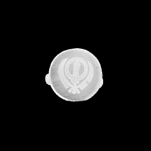 TSF Sikhism Cufflink
