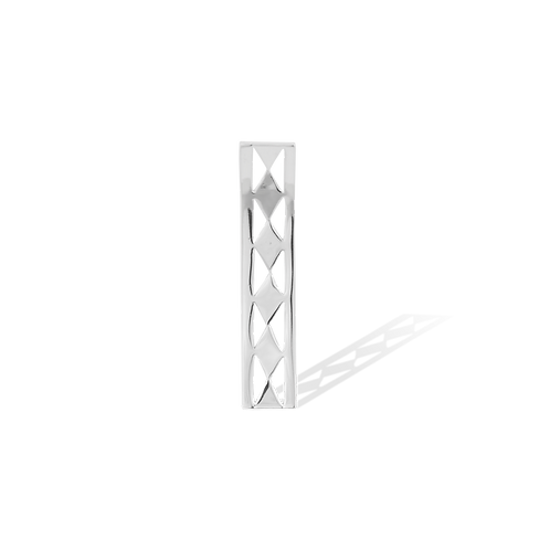TSF Cross Shield Brooch