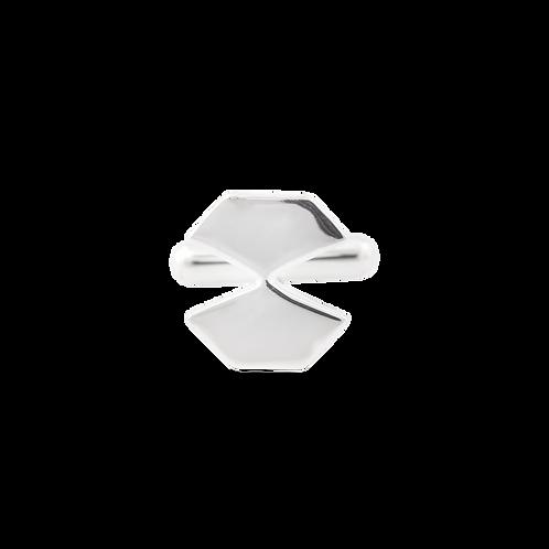 TSF Inverted Pentagon Cufflink