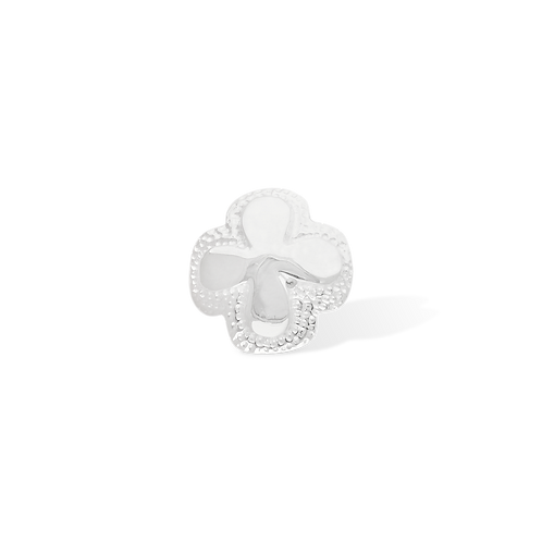 TSF Tie Tack 112 Textured Flower