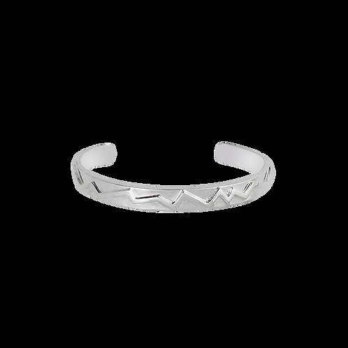 TSF Sound Wave Cuff Bracelet