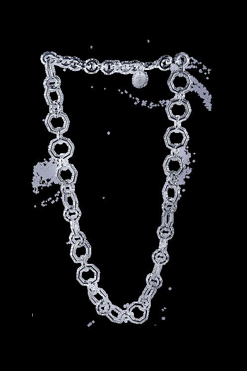 """TSF Hexagonal Swirl 32"""" Medium Chain"""