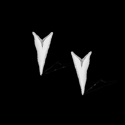 TSF Flowing V Earrings