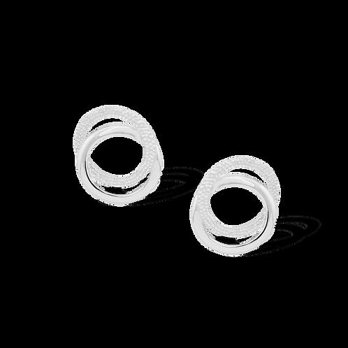 TSF Coin Rings Earrings